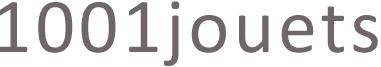 Code promo 1001 Jouets