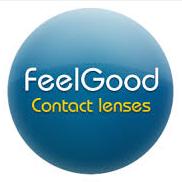 Code promo Feel Good Contact Lenses