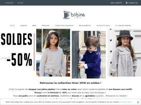 Code promo Bobine