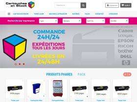 Code promo Cartouches En Stock