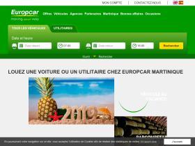 Code promo Europcar Martinique