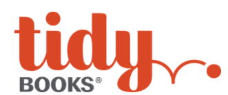 Code promo Tidy Books