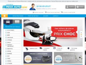 Code promo France Piece Auto