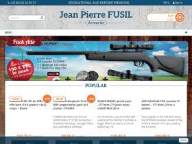 Code réduction Fusil Calais