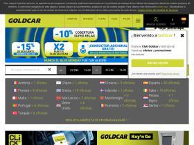 Code réduction Goldcar