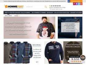 Code promo Hommefort
