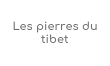 Code promo Les pierres du tibet