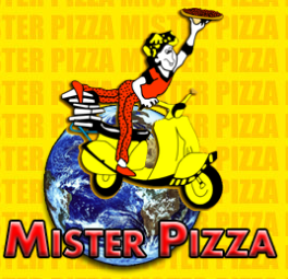 Code réduction Mister Pizza