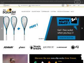 Code promo My Squash