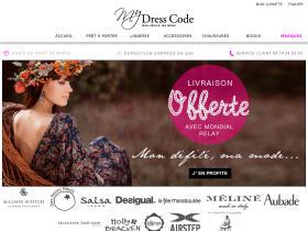 Code réduction My dress code