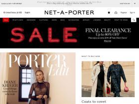 Code promo Net-A-Porter