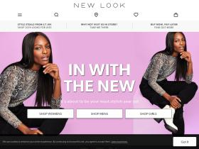 Code Promo New look & Code Reduction
