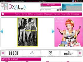Code promo Oxalla