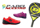 Code réduction Padel Nuestro