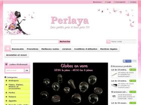 Code promo Perlaya