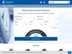 Code promo Pneus.fr