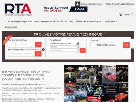 Code promo Revue Technique Auto