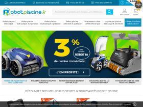 Code promo Robotpiscine