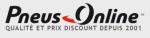 Code réduction Pneus online & Bon de réduction