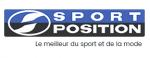 Code promo Sport position