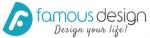 Code réduction Famous Design