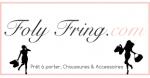 Code Promo Foly Fring
