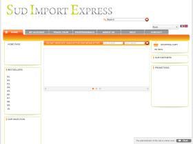Code promo Sud Import Express