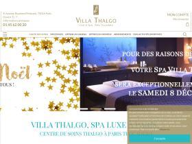 Code promo Villa Thalgo